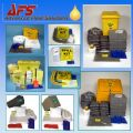 Spill Kits ~ General Purpose, Oil & Fuel and Chemical. Mercury & Body Fluid